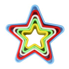 Комплект резци - звездовидни