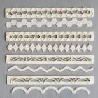 Комплект релси с геометрични форми OEM - 4 бр.