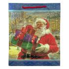 Коледнa хартиена торбичкa - Коледа #04