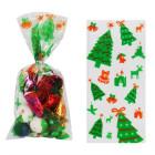 Декоративни торбички OEM - Christmas Trees 10 бр.