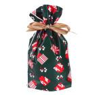 Декоративна торбичка с панделка OEM - Christmas Gifts