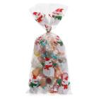 Декоративни торбички OEM - Happy Snowman 10 бр.