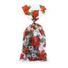 Декоративни торбички OEM - Christmas Holly 10 бр.