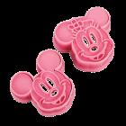 Комплект щампи - Mickey & Minnie