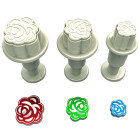 Комплект мини щампи - рози