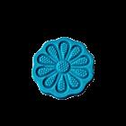 Силиконова подложка - дантела цвете