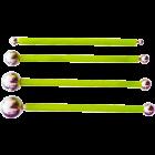 Комплект матрици за моделиране на цветя
