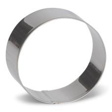 Резци на форми - Метален резец - кръг 6 см