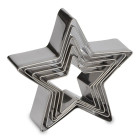 Комплект резци - звезди 5 бр.