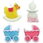 Комплект свещи PME - бебешки артикули