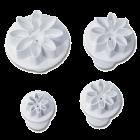 Комплект щампи за цветя PME - маргаритки