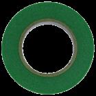Декоративно тиксо - тъмнозелено - 12 мм