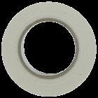 Декоративно тиксо - бяло - 12 мм