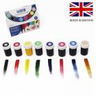 Комплект сладкарски гелови бои PME