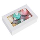 Картонена кутия за 6 мъфина OEM