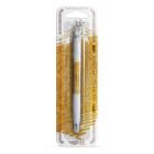 Декоративна писалка - златиста