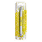 Декоративна писалка - жълта