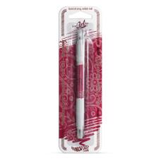 Оцветители и есенции - Декоративна писалка - винено червена