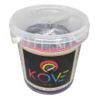 Захарно тесто Kove - черно 1 кг