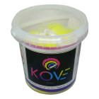 Захарно тесто Kove - жълто 1 кг