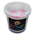 Захарно тесто Kove - розово 1 кг
