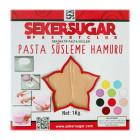 Захарно тесто SekerSugar - слонова кост 1 кг