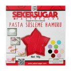 Захарно тесто SekerSugar - червено 1 кг