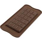 Силикон за шоколад - класическа форма