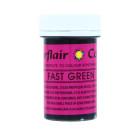 Гелова боя за рисуване - Fast Green