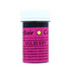 Гелова боя за рисуване - Mulberry