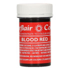 Сладкарска боя - гел - BLOOD RED