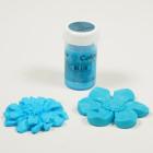Сладкарска боя - перлен гел - Satin ARCTIC BLUE