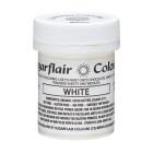 Маслен оцветител за рисуване Sugarflair - бял