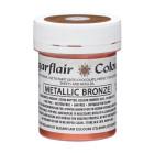 Маслен оцветител за рисуване Sugarflair - бронз