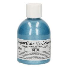 Аксесоари за украса - Захарни кристали Sugarflair - сини
