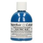 Захарни кристали Sugarflair - електрикаво сини