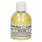 Захарни кристали Sugarflair - жълти