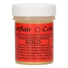 Сладкарска течна перлена боя за рисуване - GOLD