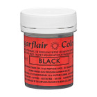 Сладкарска течна перлена боя за рисуване - BLACK