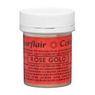 Сладкарска течна перлена боя за рисуване - ROSE GOLD