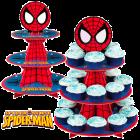 Стойка за мъфини - Spiderman