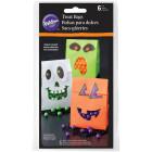 Декоративни торбички с лепка - Halloween