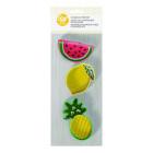 Комплект резци - ананас, диня, лимон