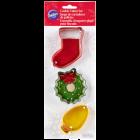 Комплект резци - Коледни обекти №2