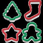Комплект резци - Коледа