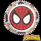 Форма за мъфини - Spiderman