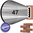 Метален накрайник за пош - 47